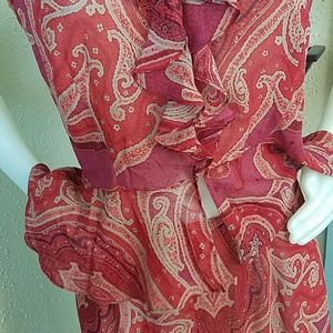 Victoria's Secret Intimates & Sleepwear - Victoria Secret Sexy Ruffled Button Front